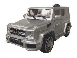 accu-auto-met-afstandsbediening-mercedes-g63-zilver1