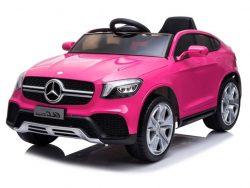 bbh0008-mercedes-glc63-coupe-elektrische-kinderauto-rubberen-banden-leder-zitje-accu-toys-roze3
