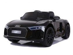 jj2198-audi-r8-elektrische-kinderauto-rubberen-banden-leder-zitje-zwart-accu-toys-eindhoven1