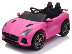 qls5388-jaguar-f-type-svr-elektrische-kinderauto-rubberen-banden-leder-zitje-roze-accu-toys-bv4