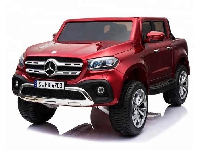 xmx606-mercedes-x-class-elektrische-kinderauto-12volt-rubberen-banden-leder-zitje-accu-toys-rood6
