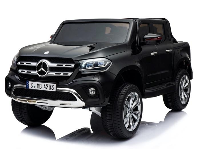 xmx606-mercedes-x-class-elektrische-kinderauto-12volt-rubberen-banden-leder-zitje-accu-toys-zwart8