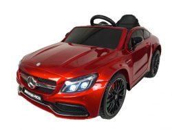mercedes-c63-amg-elektrische-kinderauto-qy1588-rood-rubberen-banden-afstandsbediening-leder-zitje-accu-toys-eindhoven-1