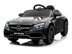 qy1588-mercedes-c63-amg-elektrische-kinderauto-zwart-rubberen-banden-afstandsbediening-leder-zitje-accu-toys-eindhoven4